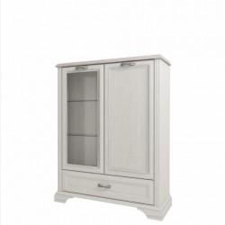 Шкаф с витриной Монако 1V1D1SL