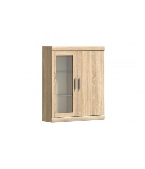 Шкаф-витрина Duna, 1D1V L-P