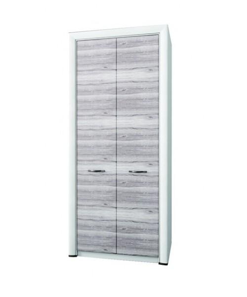 Шкаф Оливия 2DG с комплектом полок