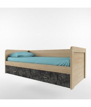 Кровать Дизель 90-2/D3
