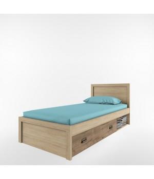 Кровать Дизель 90/D1