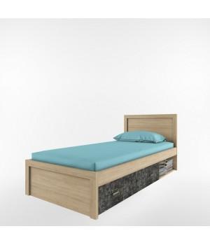 Кровать Дизель 90/D3