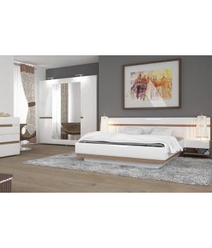 Кровать Линатэ 140 / TYP 91
