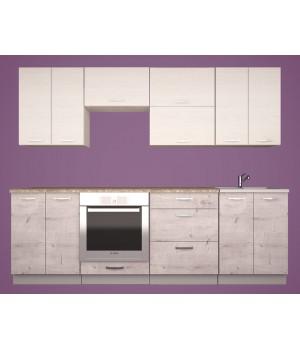 Кухонный набор АЛЕСЯ-2, 2,4 м