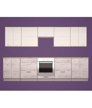 Кухонный набор АЛЕСЯ-3, 3 м