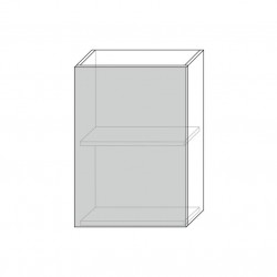 Шкаф настенный Бостон 1D/50-29, Белый