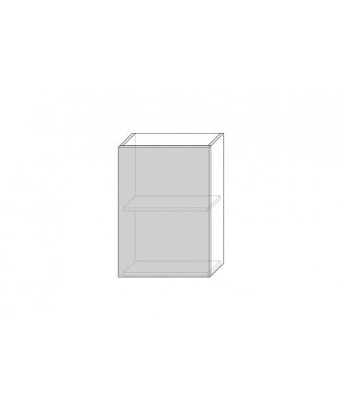Шкаф настенный Бостон 1D/50-29-2, Ваниль