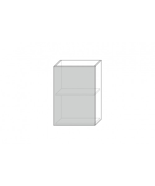 Шкаф настенный Бостон 1D/50-29-2, Белый
