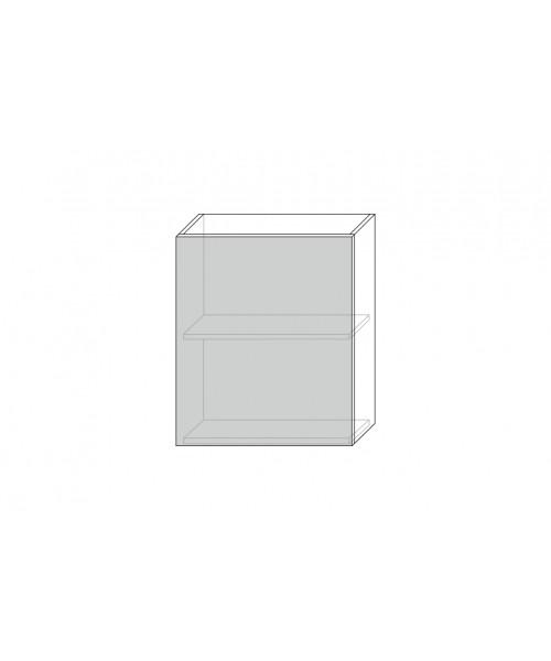 Шкаф настенный Бостон 1D/60-29-2, Белый