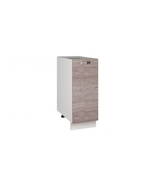 Кухонный шкаф-стол Alesia 1D/30-F1 Дуб анкона