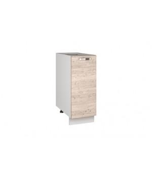 Кухонный шкаф-стол Alesia 1D/30-F1 сосна винтаж