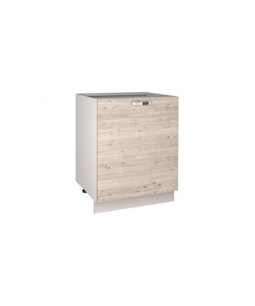 Кухонный шкаф-стол Alesia 1D/60-F1 сосна винтаж