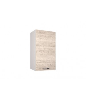 Кухонный шкаф настенный Alesia 1D/40-F1