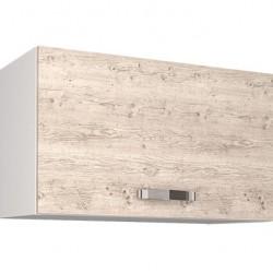 Кухонный шкаф настенный Alesia 1DG/60-F1