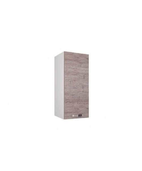 Кухонный шкаф настенный Alesia 1D/30-F1