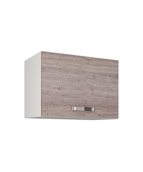 Кухонный шкаф настенный Alesia 1DG/50-F1