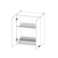 Шкаф настенный для сушки посуды Alesia 2D/80-F1