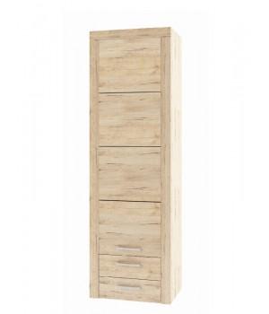 Шкаф для белья Оскар 1D2SB