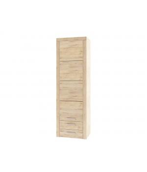 Шкаф для белья Оскар 1D2SL
