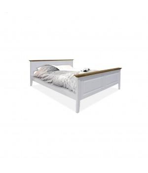 Кровать Больцано, Д.7318-11 (с изножьем)