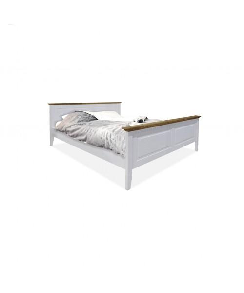 Кровать Больцано, Д.7318-12 (с изножьем)
