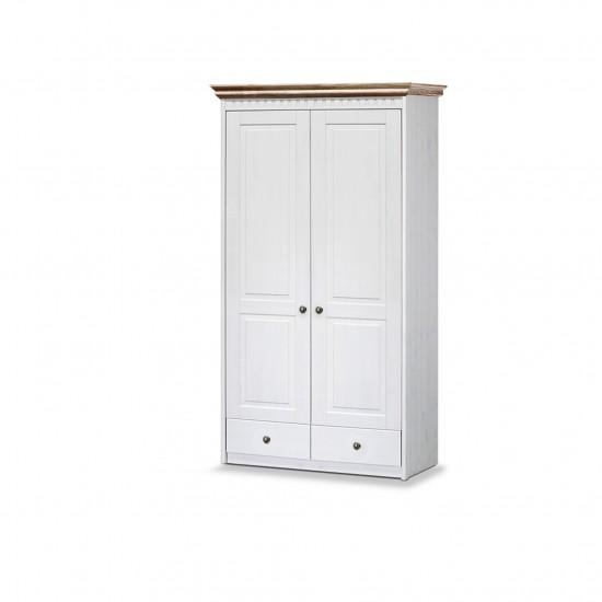 Шкаф двухстворчатый Больцано, Д 7318-2