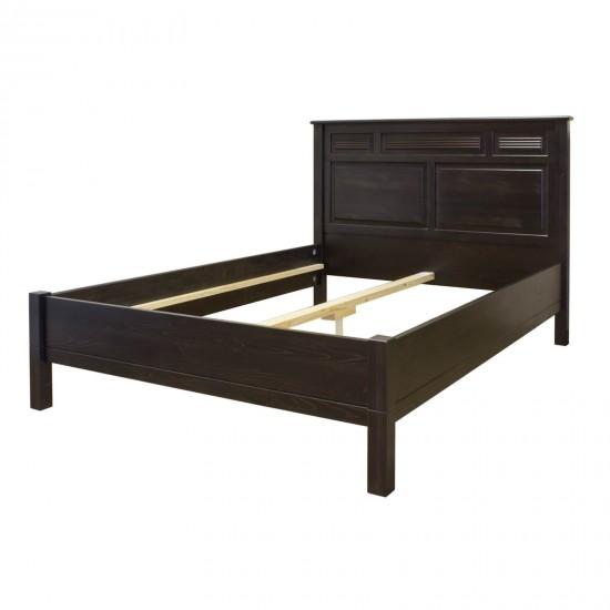 Кровать Рауна Н, 160x200 (Колониал)
