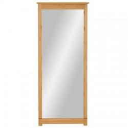 Зеркало навесное в раме Рауна 200 Бейц датский