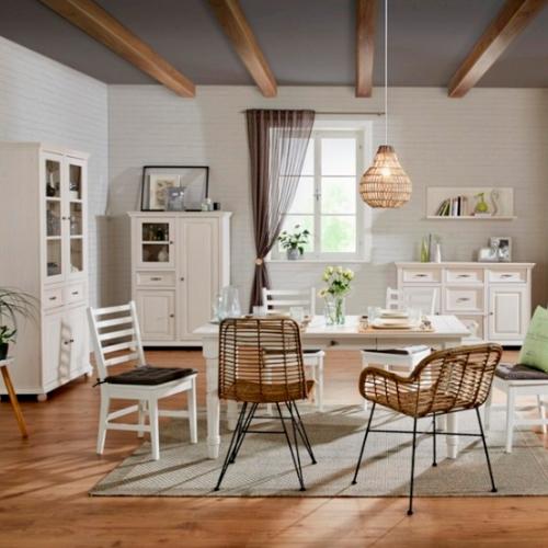 Мебель из массива в гостинную