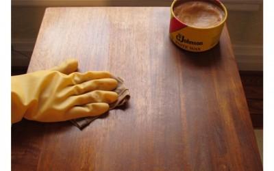 Уход за мебелью из массива сосны