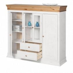 Шкаф для посуды Бостон-1М