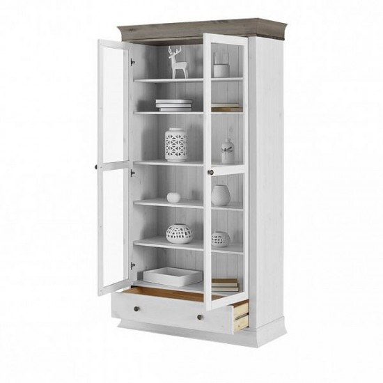Шкаф для посуды Бостон-21G