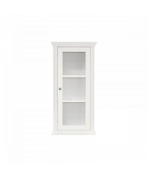 Шкаф навесной Елена 10G (стекло)