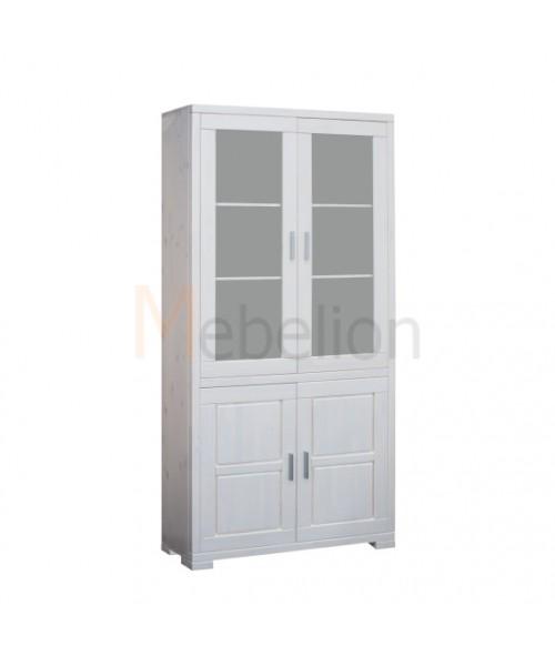 Шкаф с витриной Мэдисон, Д.1148.1