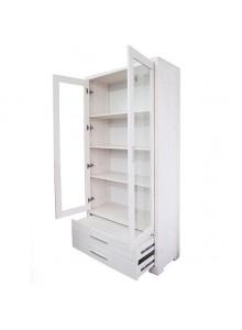 Шкаф с витриной Мэдисон, Д.1150.1