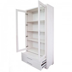 Шкаф с витриной Мэдисон, Д 1150.1