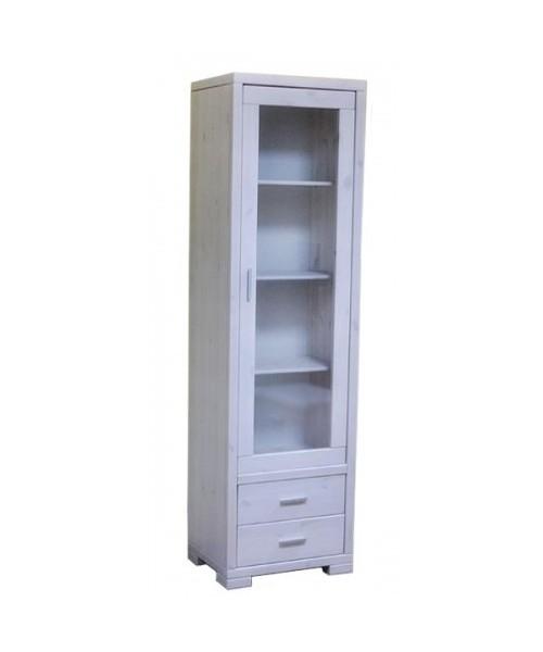Шкаф с витриной Мэдисон, Д.1151.1