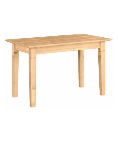 Стол обеденный 110х68 Мадрид (бейц/масло)