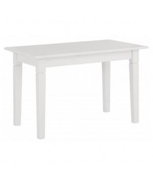 Стол обеденный 110х68 Мадрид (белый воск)
