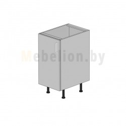 Шкаф нижний 40 см, Д 9001-23