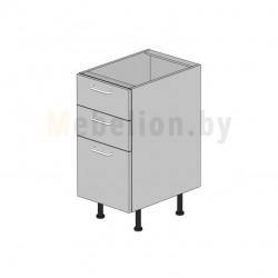 Шкаф нижний 40 см, Д 9001-25