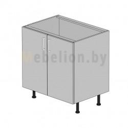 Нижний двойной шкаф, Д 9001-30