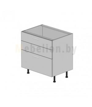 Шкаф нижний 80 см, Д 9001-32