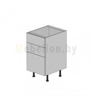 Шкаф нижний 45 см, Д 9001-74