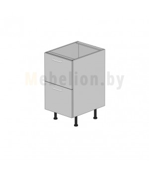 Шкаф нижний 45 см, Д 9001-75