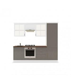 "Кухня ""Чикаго"", 2400, проект №10"