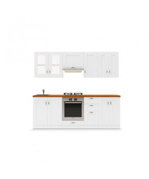 "Кухня ""Копенгаген"", 2400, проект №7"