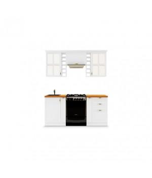 "Кухня ""Валенсия"", 1800, проект №1"