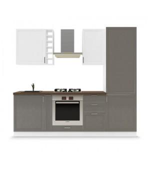 "Кухня ""Нью-Йорк"", 2400, проект №9"