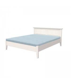 Кровать двуспальная Боцен, Д 7183-13, 160х200 (с низким изножьем)